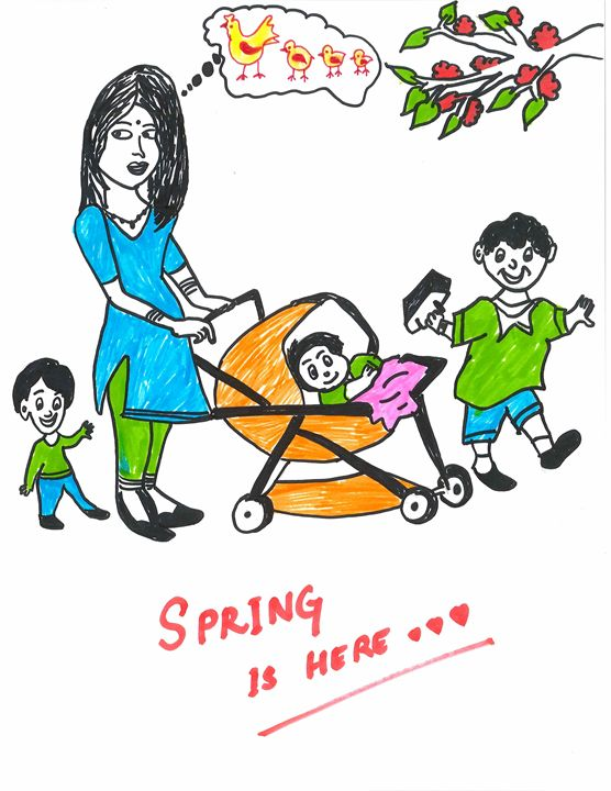 Spring is here !! - Fun gallery