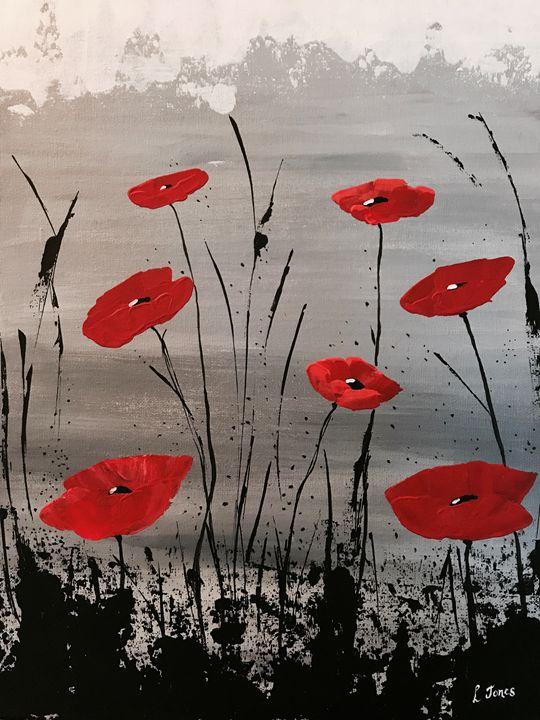 Poppies - ImpressedbyJones