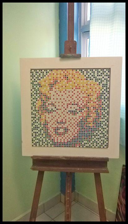 Marilyn Rubik - Cesar Sepulveda