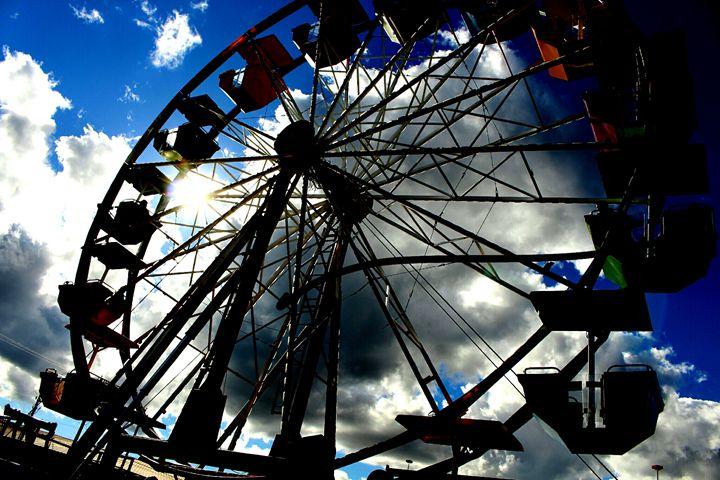 Ferris wheel - Photo Speaks Photography