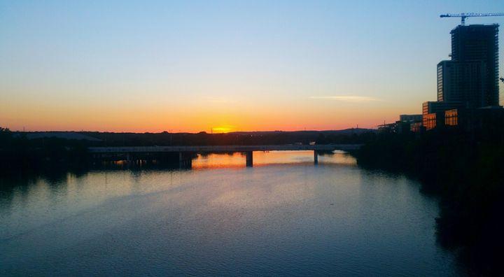 The sun has set - Photo Speaks Photography
