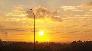 Double sunrise