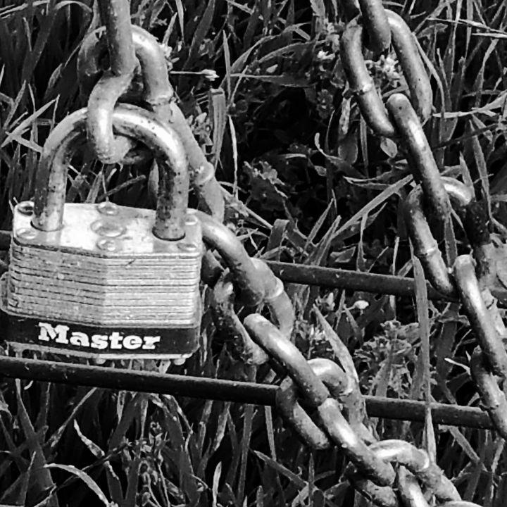 Master Lock - Photo Speaks Photography