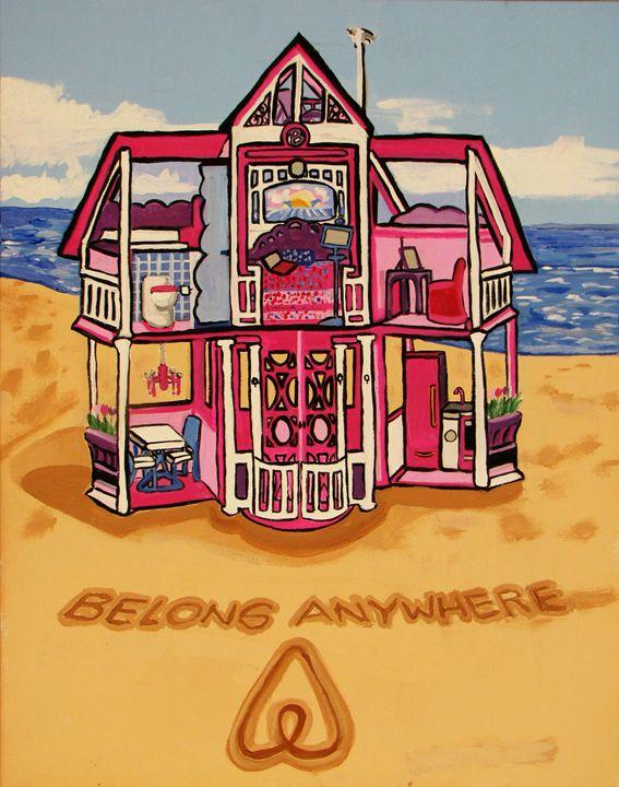 Barbie's Malibu Dream House Airbnb - JackalStudio16
