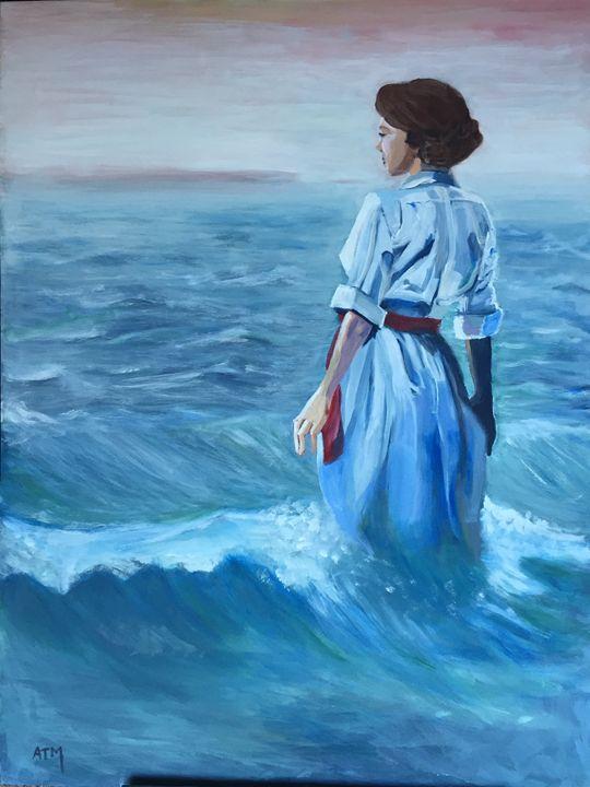 Lady of San Clemente - JackalStudio16