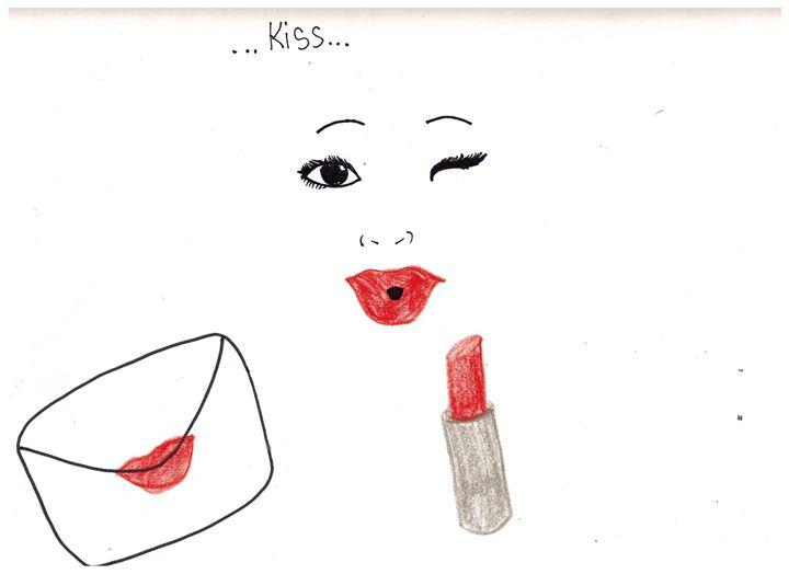 Kiss - Ruby Fey Art