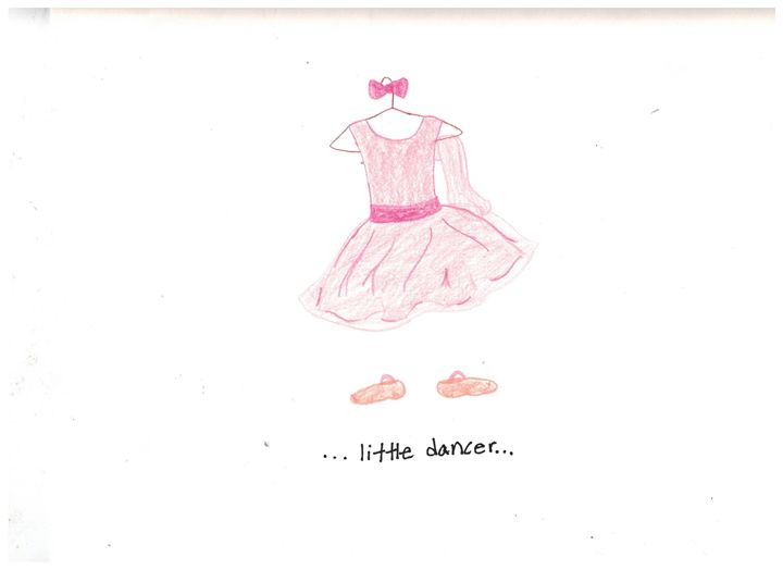 Little Dancer - Ruby Fey Art