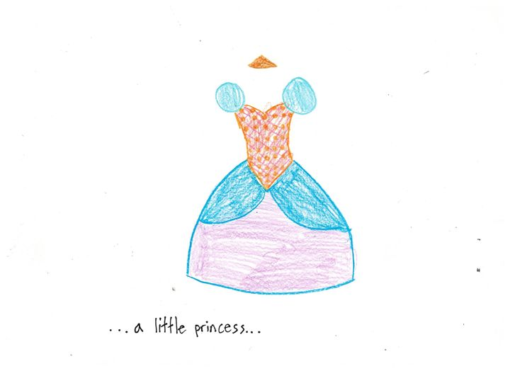Little Princess - Ruby Fey Art