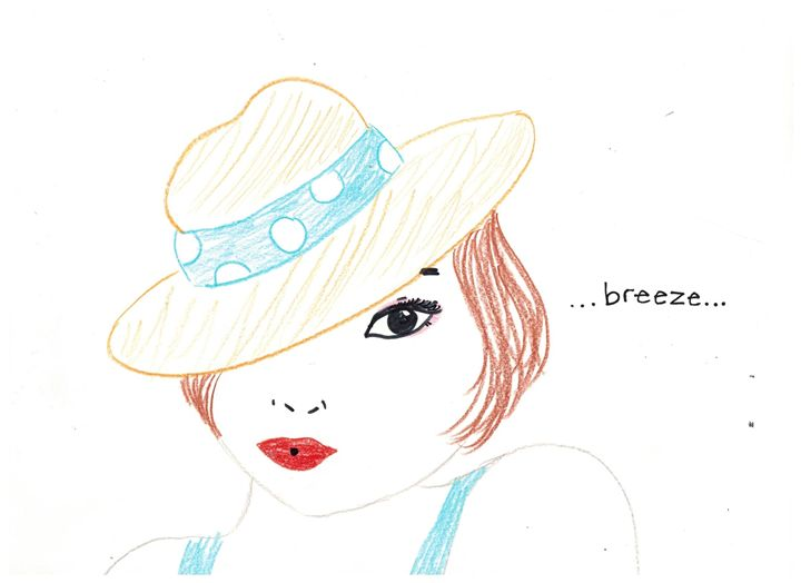 Breeze - Ruby Fey Art