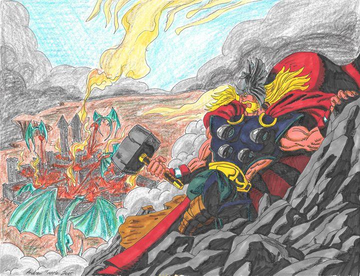 Thunder on the Mountain - Hero Worship