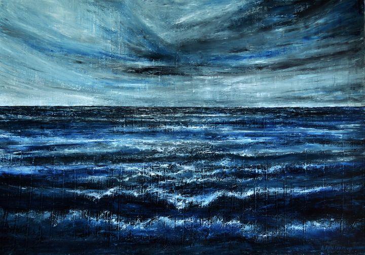 The Storm - Dimitra Papageorgiou