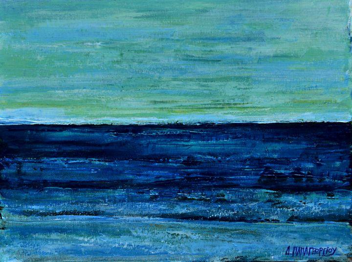 Sea and Sky 3 - Dimitra Papageorgiou