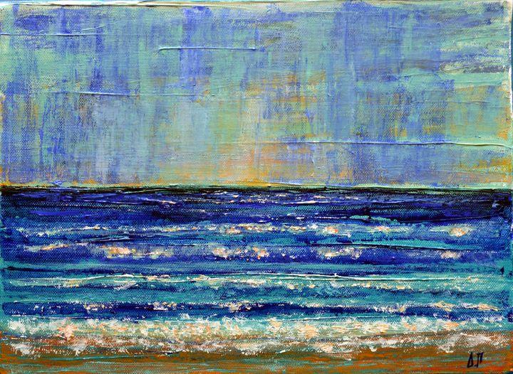 Chalkidiki Seascape 2 - Dimitra Papageorgiou