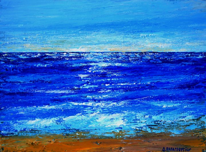 Waves - Dimitra Papageorgiou