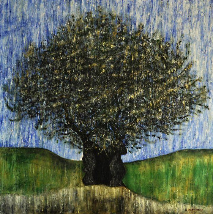 Olive Tree 1 - Dimitra Papageorgiou