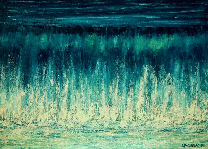 Ocean Motion 2 - Dimitra Papageorgiou
