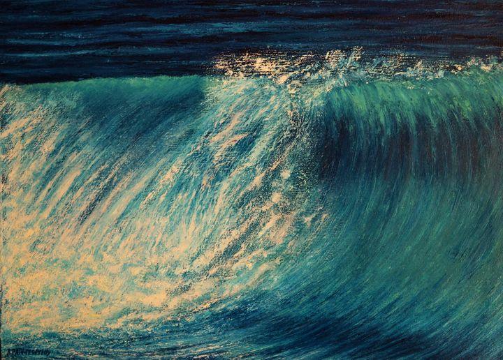 Ocean Motion 3 - Dimitra Papageorgiou