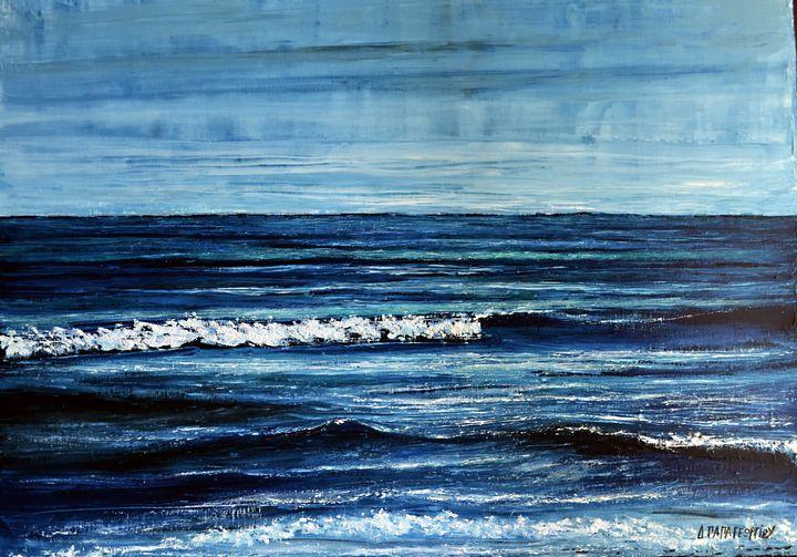 Endless Blue 3 - Dimitra Papageorgiou