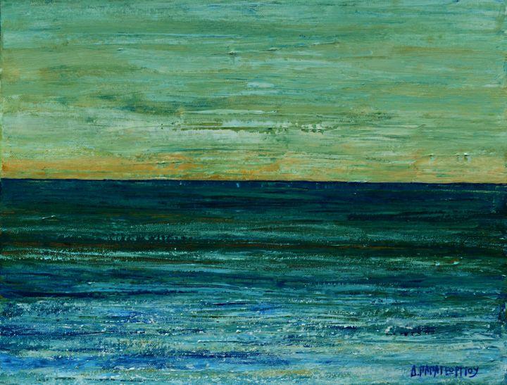 Sea and Sky 1 - Dimitra Papageorgiou