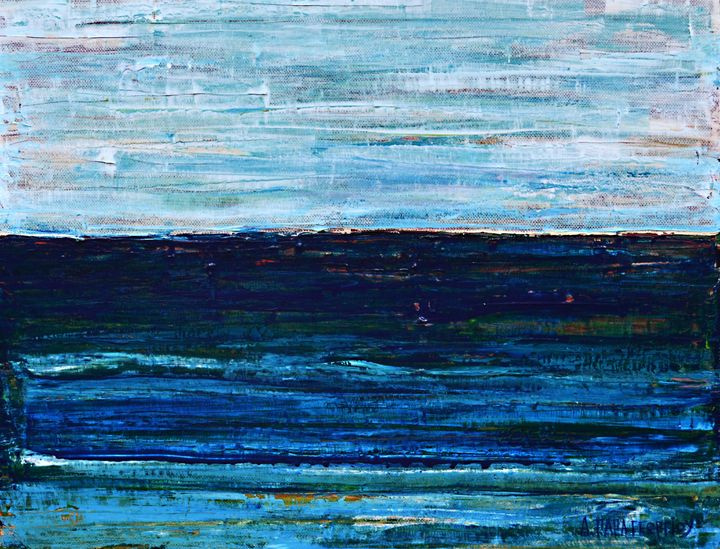 Sea and Sky 2 - Dimitra Papageorgiou