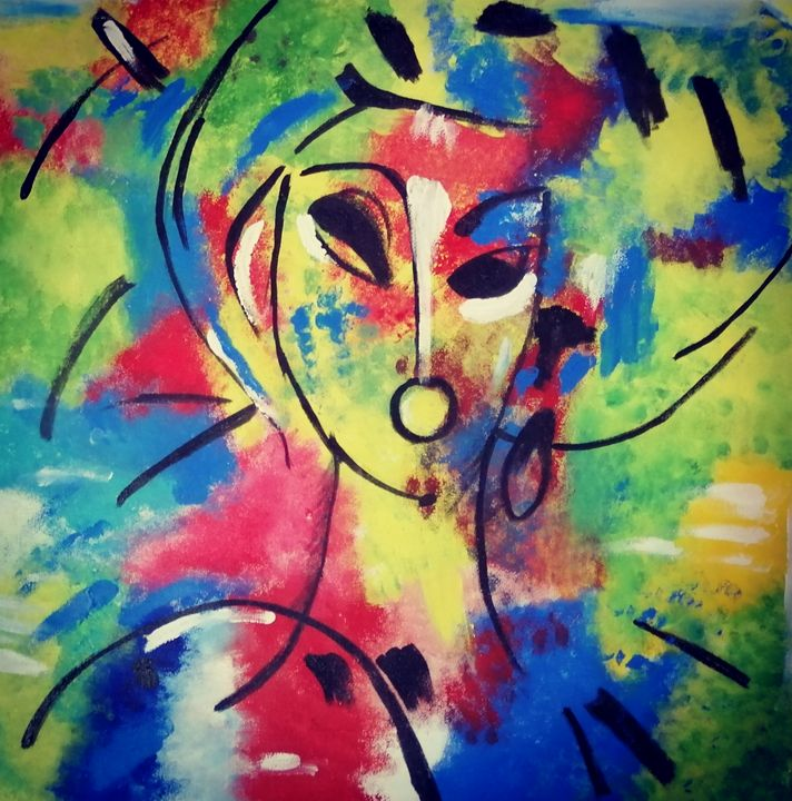 Beauty of colours - Art-space