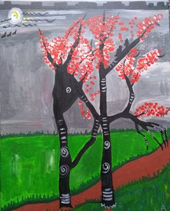 The tribal elephant tree
