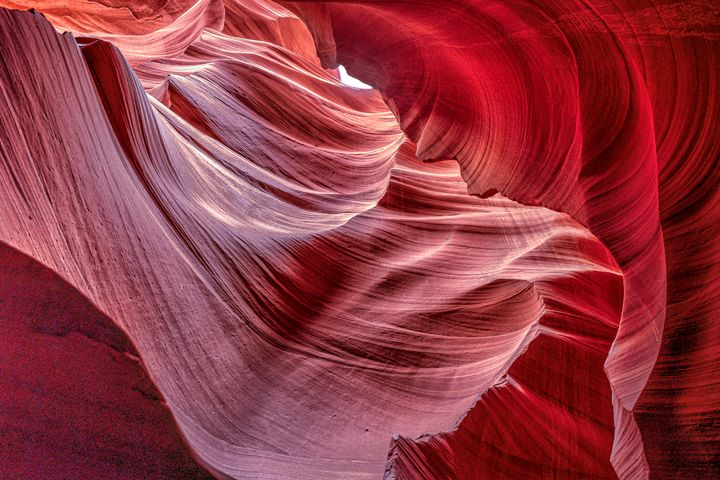 Antelope Canyons ! - Nature Photography by Richard Higgins