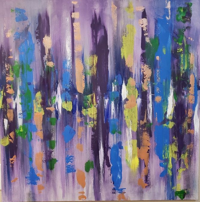 LILY RAIN - OLTA Art