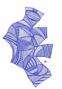 Civishi #98 Blue