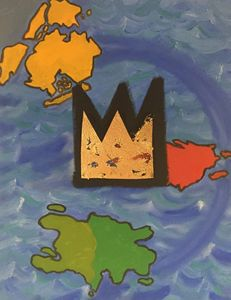 Basquiat's Crown and His Islands