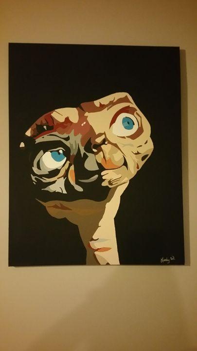 E.T. - Landry