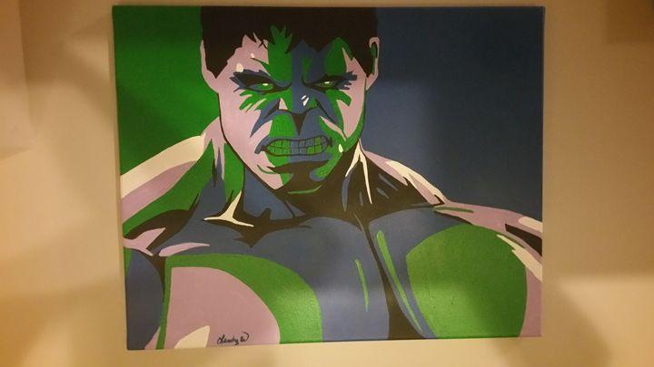 Hulk - Landry