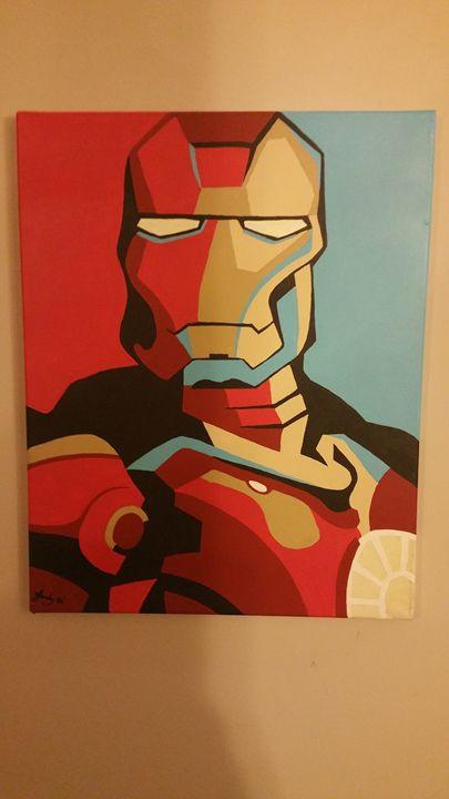 Iron Man - Landry