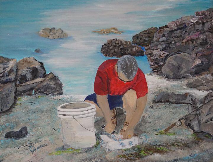 The Fisherman - Chambersart