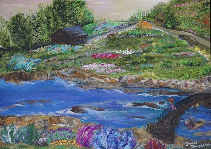 Peaceful Countryside - Chambersart