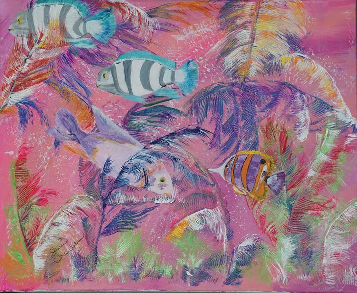 Tropical Fish - Chambersart