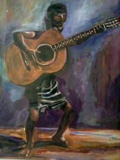 guitarist - graceful creations gallery