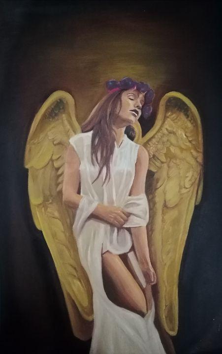 Angel - Mario's peirounakis