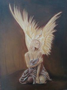 Angel in darkness