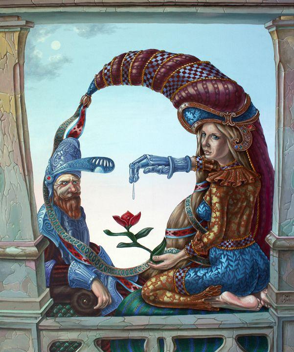 Mona Lisa (love) - Victor Molev