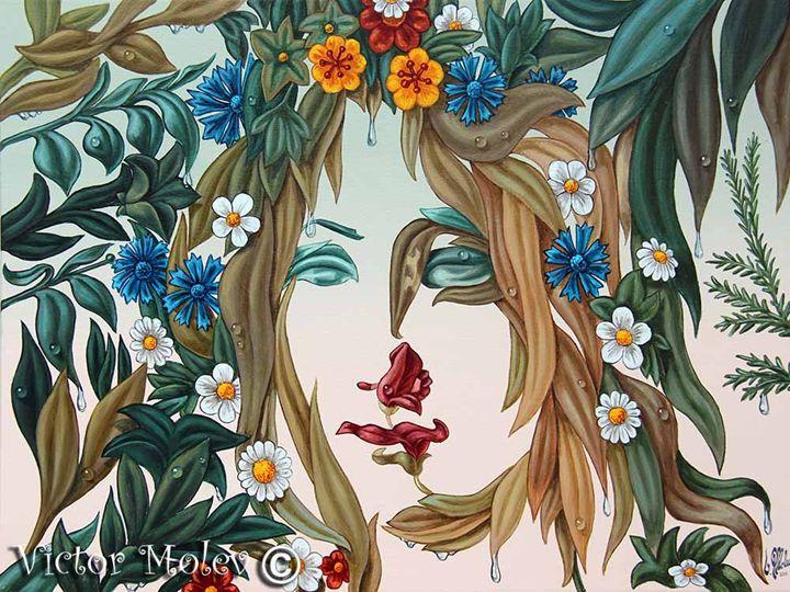 Spring - Victor Molev