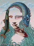 Mona Lisa (Water)