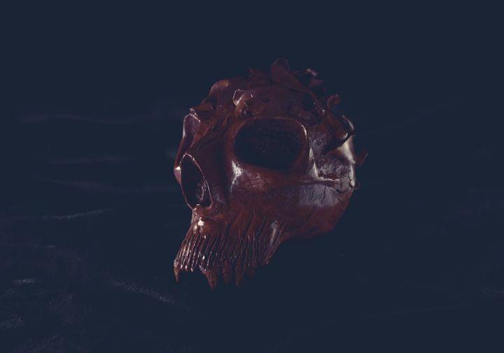 Teschiosso Sculpt D - Charlie Monraw