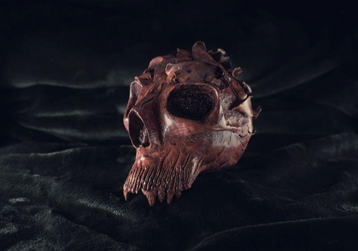 Teschiosso Sculpt C - Charlie Monraw