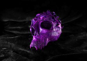 Teschiosso Sculpt I - Charlie Monraw