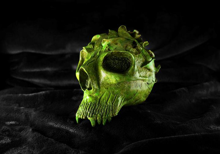 Teschiosso Sculpt M - Charlie Monraw