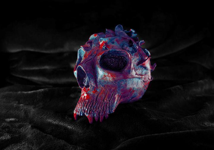 Teschiosso Sculpt R - Charlie Monraw