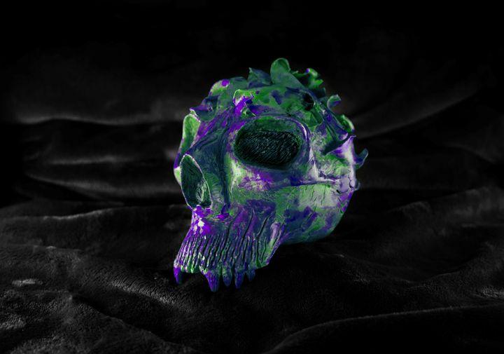 Teschiosso Sculpt W - Charlie Monraw