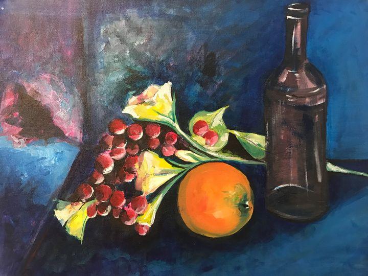 Delicious Fruits - Jamie Beth Walkinshaw