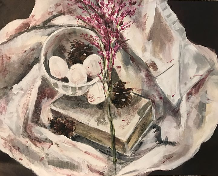 Eggs and Stuff - Jamie Beth Walkinshaw